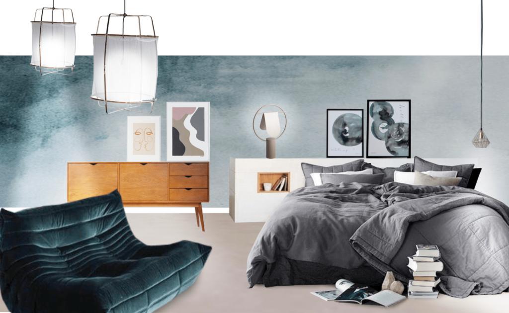 Planche mobilier decoration Céline Bruzzese 2