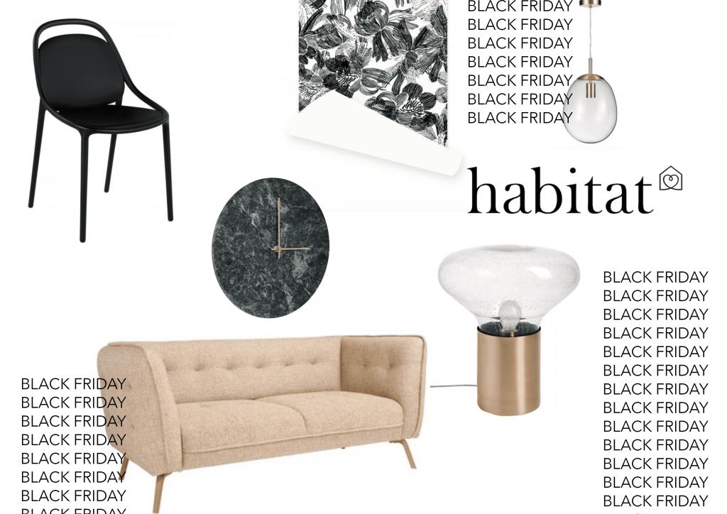 habitat black friday deco