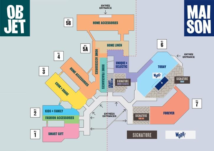 plan maison et objet 2019